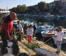 Cleaning in Sozopol